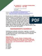 EXAMEN Resuelto Del SENESCYT - 307 Paginas