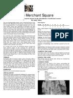 Mordheim Scenario Merchant