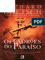 Os Ladrões Do Paraíso – Richard Doetsch