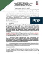 PE 199 2013 - Projetos Moradia Estudantil ICEA