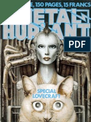 HURLANT TÉLÉCHARGER 1981 METAL