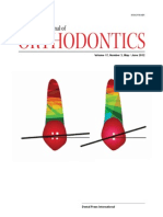 Dental Press Journal of Orthodontics