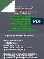 Ishrana-objekti Za Preradu i Promet Namirnica