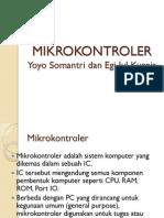 MiKro KontrolEr