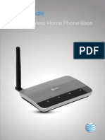 At T Wireless Home Phone WF720 User Manual English - PDF - 3.94MB