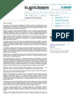 Ecuador Avanza en El Uso de Tecnologías de La Información