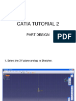 Part Design Catia