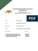 Informe Final - Transformadores de Distribución