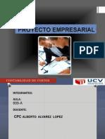DIAPOSITIVAS Diseño de Un Sistema de Costos Por Procesos Para La Empresa Carpicentro S. a.C