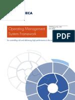 OGP Report No. 510 Operating Management System Framework