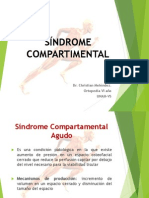 Sindrome Compartimental - Ortopedia