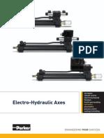 Electro Hydraulic Axes