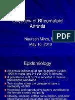 Rheumatoid Arthritis1