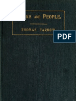 (1911) Banks and People