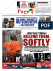 Wednesday, July 17, 2014 Edition