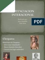 POTENCIACION INTERACIONAL