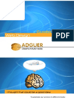 Adguer Portfolio english version