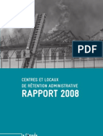 Cimade2009 Rapport Retention administrative 2008