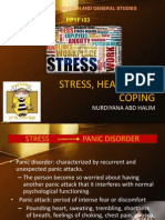 Stress Health n Coping