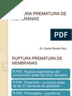 RUPTURA PREMATURA DE MEMBRANAS.pptx