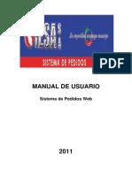 Manual Usuario Pedidos Iesa
