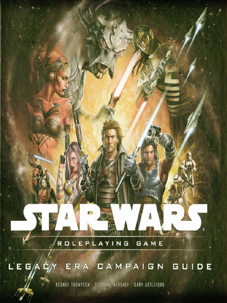 Star Wars Roleplaying Game Saga Edition Pdf