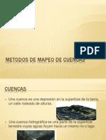 Metodos de Mapeo de Cuencas[1]