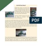 Alat Roll Pipa Manual