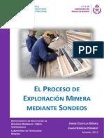 20120330 El Proceso de Exploracion Minera Mediante Sondeos