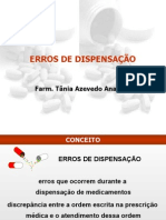 Erros Dispensacao Adminstracao Simposio CRFMG 2008