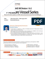 ASME VIII - Division 1 & 2 Pressure Vessel Series Mandar