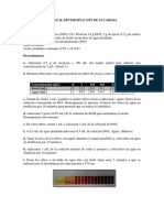Protocolos Azucares Alcohol