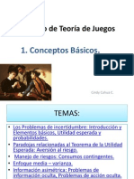 Teoria de Juegos (2)