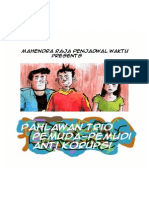 Pahlawan Trio Pemuda-Pemudi Anti Korupsi - Mahendra