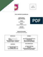 Format Paperwork