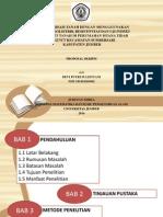 Uji Indeks Properties Tanah