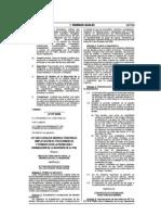 LEY N° 30230 QUE ESTABLECE MEDIDAS TRIBUTARIAS, SIMPLIFICACIÓN DE PROCEDIMIENTOS Y PERMISOS PARA LA PROMOCIÓN Y DINAMIZACIÓN DE LA INVERSIÓN EN EL PAÍS