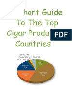 Top Cigar Producing Countries