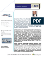 Mourjan Marinas - Case study