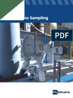 Dry Process Sampling a 3