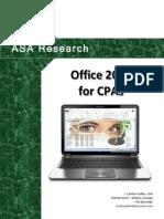 2013 Office 2013 Manual