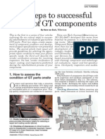 Six Steps to Successful GT Repair Part 1
