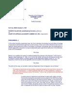 1. Villaflor vs. CA, 280 SCRA 292