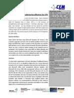 Supra Industrial Co.Ltd - Case Study