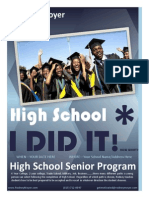 flyer high school i did it now what