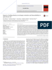 Impacts of Adding Biochar on Nitrogen Retention and Bioavailability In