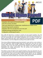 CEM AX Union Payroll Brochure