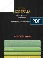 Refreshing Pioderma