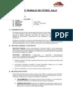 PLAN DE TRAB FUTSAL.doc