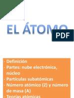 CLASE DE ÁTOMO